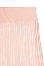 Calf-length skirt - Powder pink - Ladies | H&M CN 3