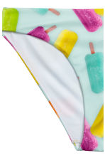 Bikini bottoms - Mint green/Ice cream - Ladies | H&M CN 3