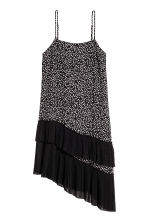 Lycoell-blend dress - Black/Spotted - Ladies | H&M 2
