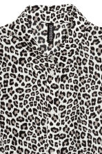 縐紗襯衫 - Leopard print - Ladies | H&M 3