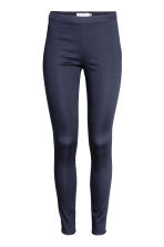 Treggings - Dark blue -  | H&M CN 2
