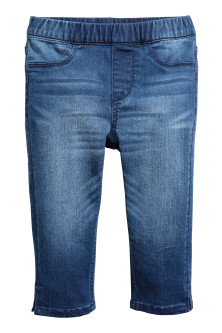 Caleçon long 3/4 en denim