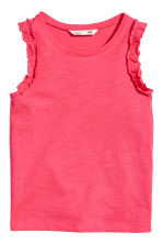 2-pack tops - Raspberry pink - Kids | H&M 2