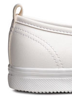 Slip-on trainers - White - Kids | H&M 5