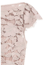 Pleated dress - Powder pink - Ladies | H&M 3