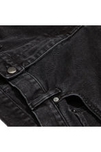Slim jeans - Black washed out - Men | H&M 3