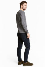 Slim jeans - Dark denim blue - Men | H&M CA 4