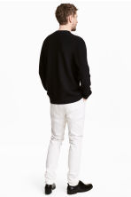 Slim jeans - Denim bianco - UOMO | H&M IT 4