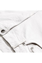 Slim jeans - Denim bianco - UOMO | H&M IT 3