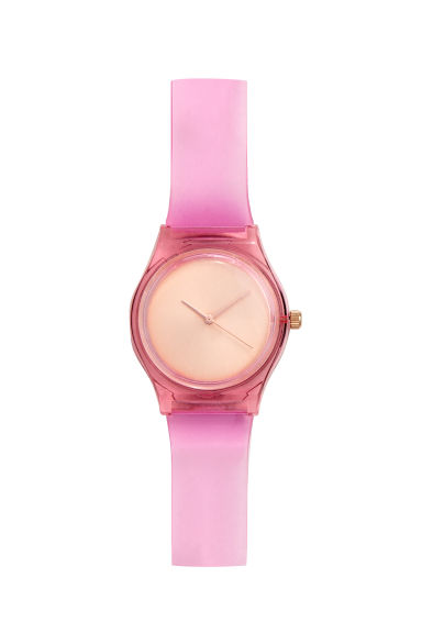 Watch - Neon pink - Ladies | H&M CN