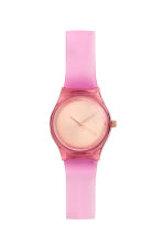 Watch - Neon pink - Ladies | H&M CN 1