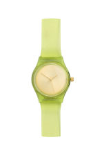 Watch - Lime green - Ladies | H&M CN 1