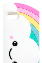 iPhone 6/6s 手機套 - White/Rainbow - Ladies | H&M 2