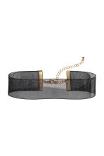 Choker - Black - Ladies | H&M CN 2