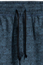 Patterned pyjama bottoms - Dark blue/Tigers - Men | H&M 3
