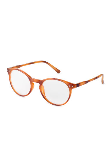 Glasses - Brown/Patterned - Ladies | H&M CN 1