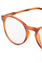 Glasses - Brown/Patterned - Ladies | H&M CN 3