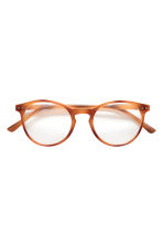 Glasses - Brown/Patterned - Ladies | H&M CN 2