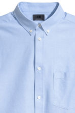 Oxford shirt Slim fit - Light blue - Men | H&M 3