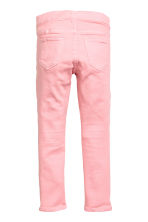 Treggings with sequins - Pink - Kids | H&M CN 3