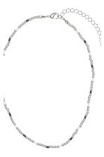 3-pack chokers - Silver - Ladies | H&M 4