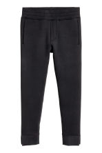 Scuba trousers - Black - Men | H&M CN 2