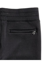 Scuba trousers - Black - Men | H&M CN 3