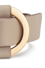 Bracelet with a metal ring - Beige - Ladies | H&M 2
