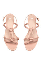 Sandals - Powder - Ladies | H&M 2