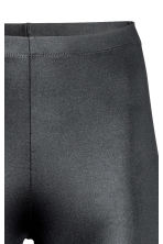 Shiny leggings - Black - Ladies | H&M 3