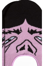 Trainer socks - Black/Purple - Men | H&M 3