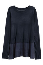 長衫 - Dark blue - Ladies | H&M 2