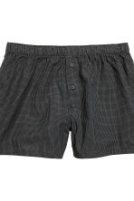 3-pack boxer shorts - Grey/Patterned - Men | H&M CN 4