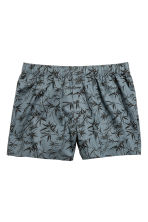3-pack boxer shorts - Grey/Patterned - Men | H&M CN 3
