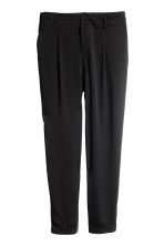 Dressy trousers - Black - Ladies | H&M CN 2