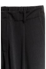 Dressy trousers - Black - Ladies | H&M CN 3