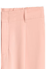 Dressy trousers - Powder pink -  | H&M CN 3
