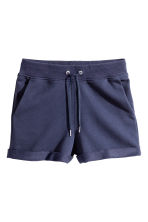 Shorts - Dark blue - Ladies | H&M CA 2