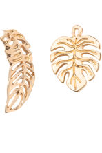 3-pack earrings - Gold - Ladies | H&M CN 2
