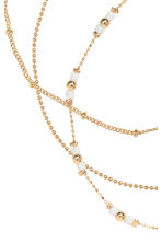 3-pack anklets - Gold - Ladies | H&M CN 3