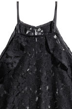 Lace top - Black - Ladies | H&M CN 3