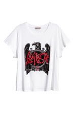 Blanco/Slayer