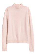 Cashmere Sweater - Powder pink - Ladies | H&M CA 2