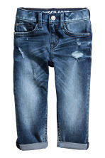 Super soft Slim fit Jeans - Kot mavisi - Kids | H&M TR 2