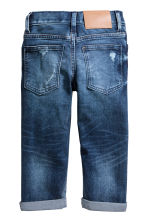 Super soft Slim fit Jeans - Denim blue - Kids | H&M 3