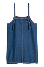 Denim dress - Dark denim blue - Ladies | H&M 3