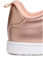 Glittery trainers - Rose gold - Kids | H&M CN 4