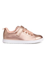 Glittery trainers - Rose gold - Kids | H&M CN 1