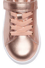 Glittery trainers - Rose gold - Kids | H&M 3