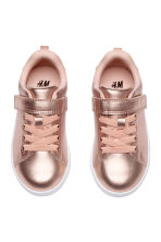 Glittery trainers - Rose gold - Kids | H&M CN 2